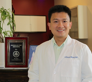 Meet Dr. Duc Huynh in Berkeley Lake